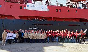 Второй этап экспедиции Росгидромета продлится до 15 июня