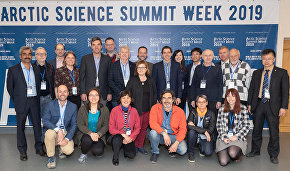 Scientists from 29 countries discuss climate change and development of the Arctic population