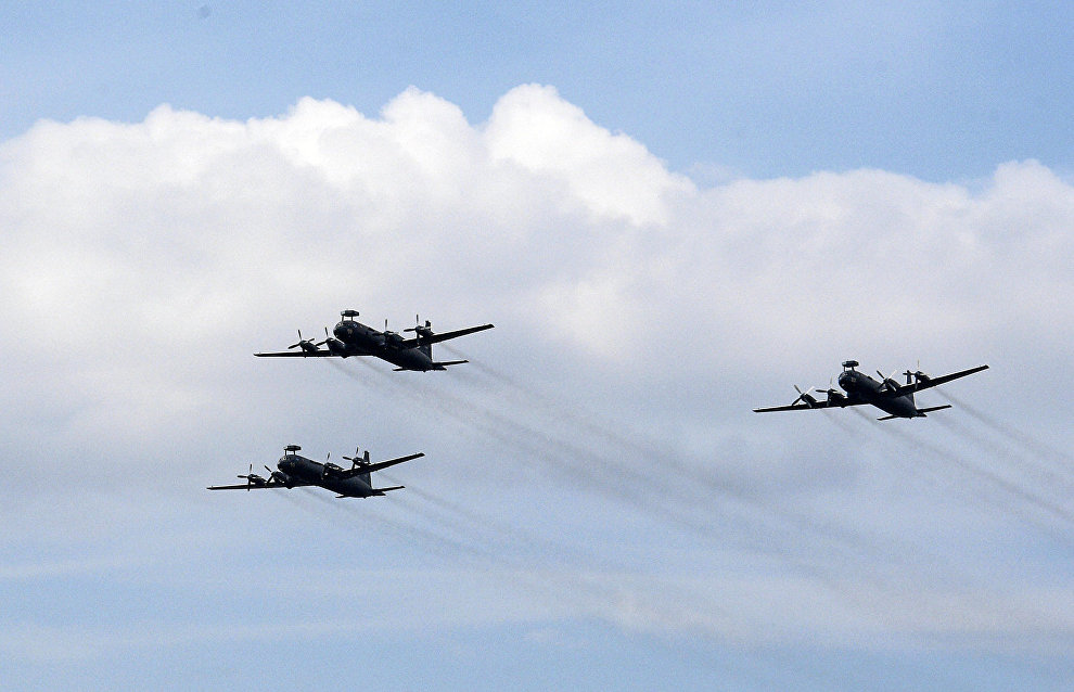 Il-38N ASW aircraft start patrolling Arctic airspace