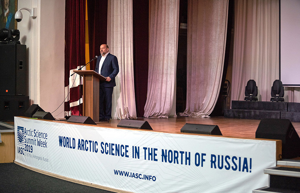 The Arctic Science Summit Week 2019 (Arkhangelsk, Russia)