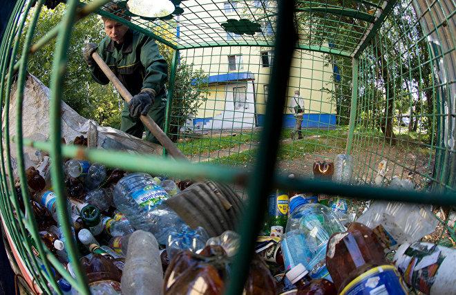 Около 2800 площадок для сбора отходов переоборудуют в Мурманской области