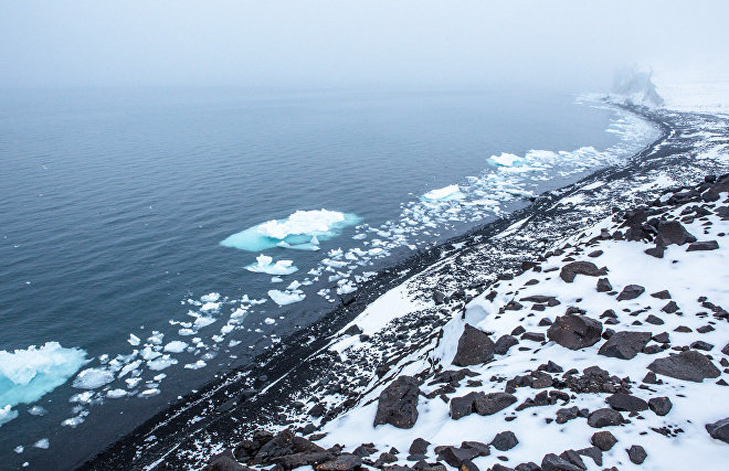 The Ministry for the Development of the Russian Far East and Arctic proposes creation of Rosshelf corporation for Far Eastern and Arctic off-shore projects