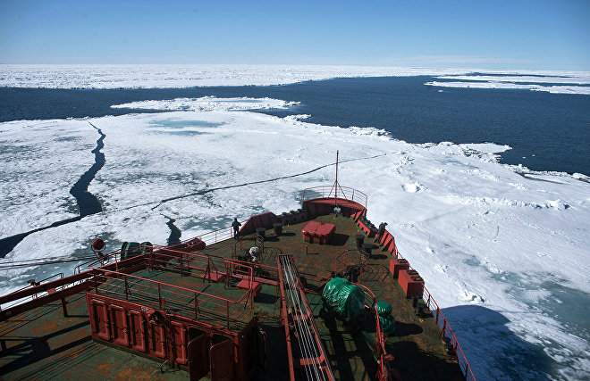Russian and Chinese scientists to study Arctic shelf's influence on Earth's climate