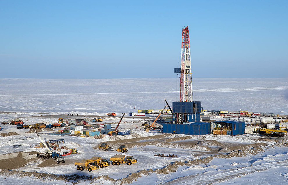 Индия готова проводить разведку нефтегазовых месторождений в Арктике - министр