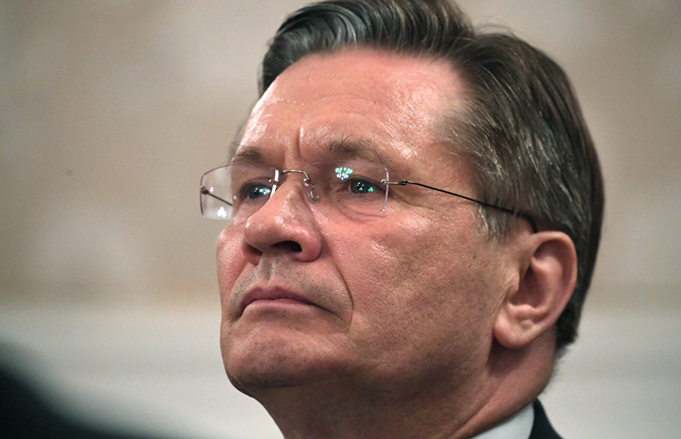 Head of Russian nuclear  corporation comments on military range accident