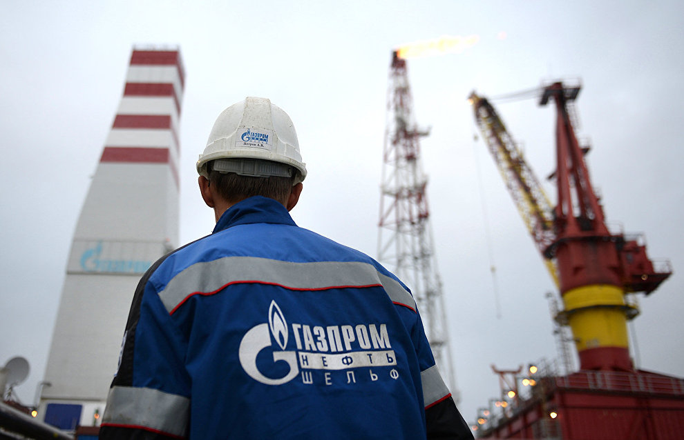 Russia begins to supply Arctic oil to China