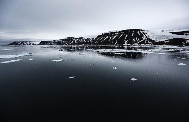 Военные гидрографы открыли пять новых российских островов в Арктике