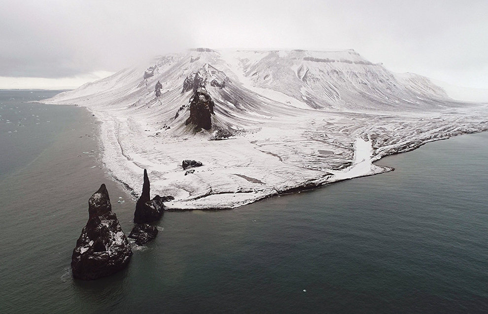 Northern Fleet expedition retraces routes of Franz Josef Land trailblazers