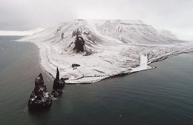 Экспедиция Северного флота повторила маршруты первопроходцев Земли Франца-Иосифа
