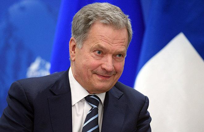 Президент Финляндии на встрече с Трампом 2 октября обсудит безопасность Арктики