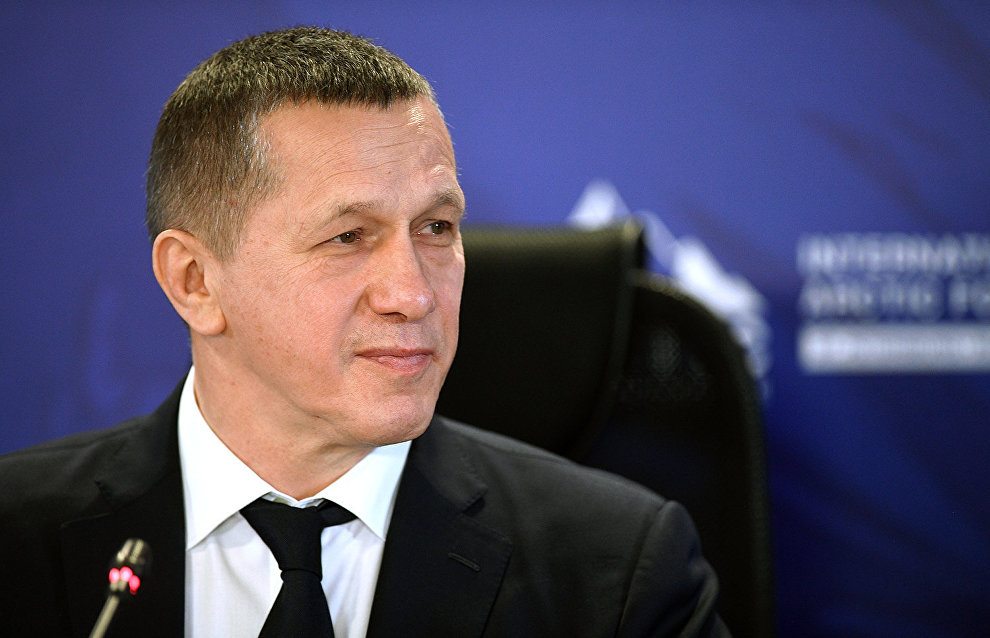 Trutnev: Preferences will apply to entire Arctic zone