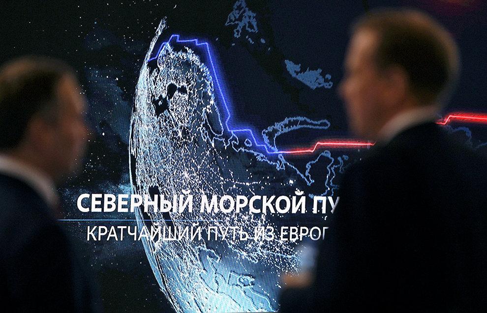 Инвестиции в проект «Севморпуть» в 2020 году могут составить 17,3 млрд рублей