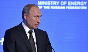 Putin: Russia develops Arctic resources with due consideration for global LNG demand