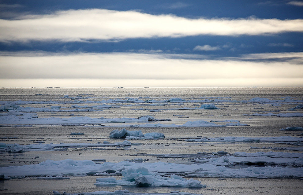 Russian researchers report unusually large Arctic methane release