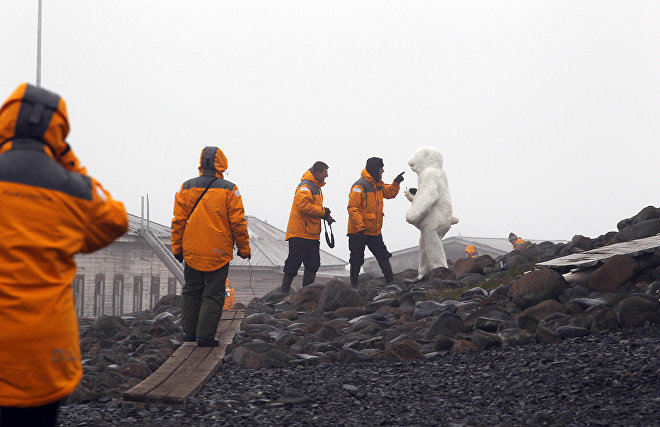 Far East Development Ministry to prepare a plan to develop Arctic tourism by year end