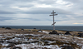 Remains of Svyataya Anna's crew can be found in the Arctic