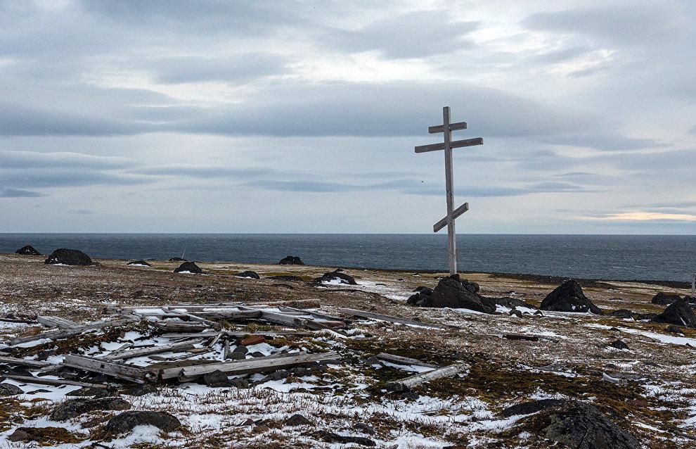 В Арктике есть шанс найти останки людей со шхуны «Святая Анна»