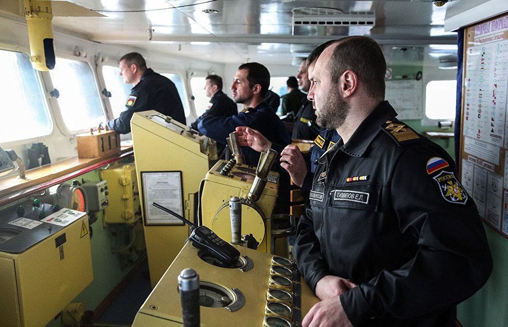 Участники экспедиции Севфлота к ЗФИ оставили в Арктике «продуктовые депо»