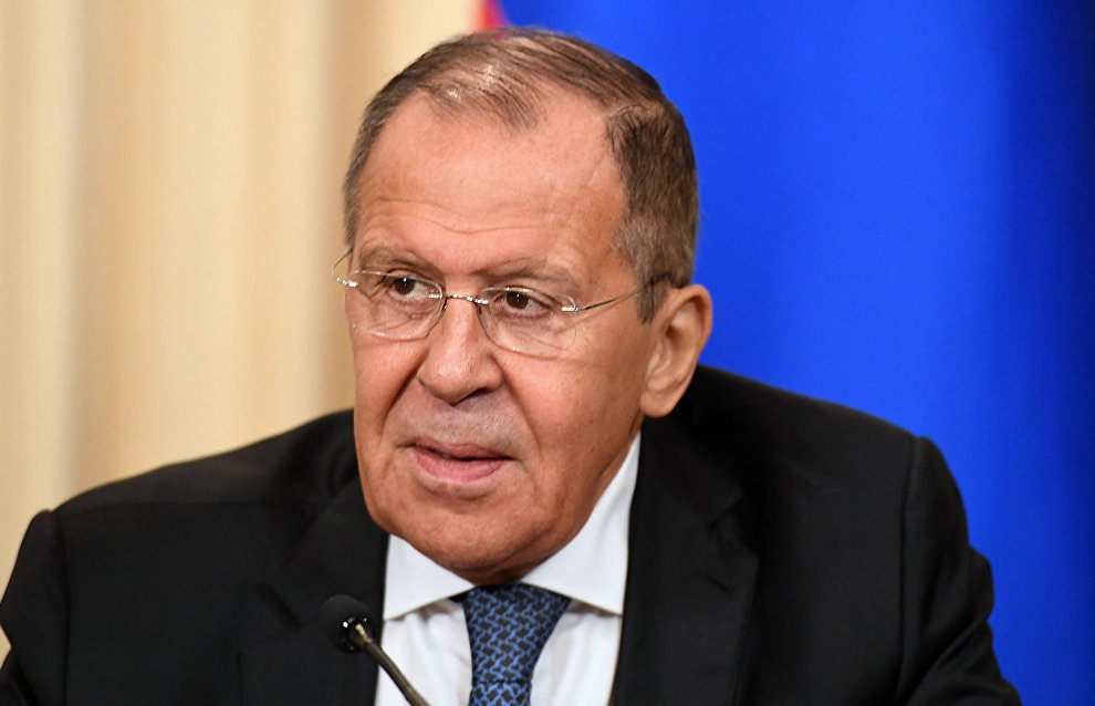 Lavrov: Russia hopes a joint effort will steer Russian-Norwegian relations back to a progressive trajectory