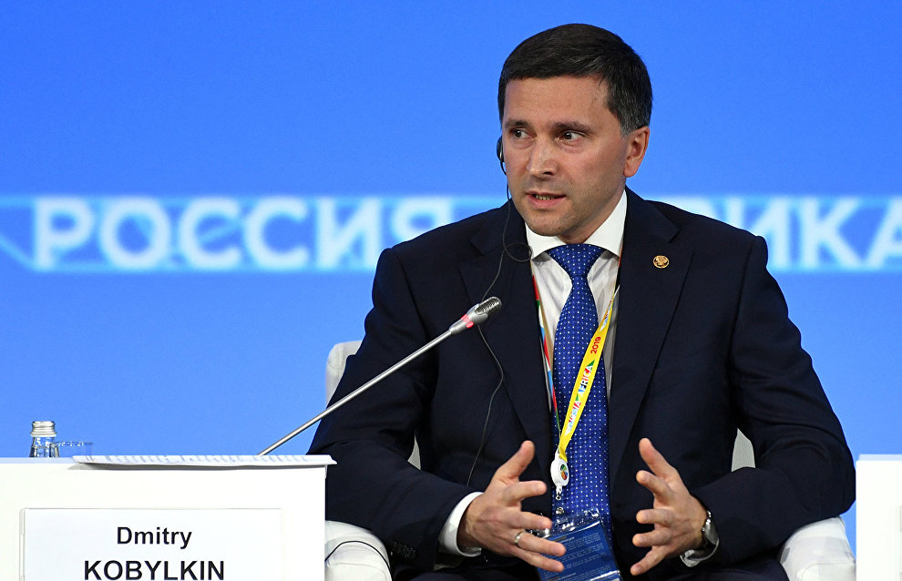 Minister Kobylkin: Africa and the Arctic resemble one another