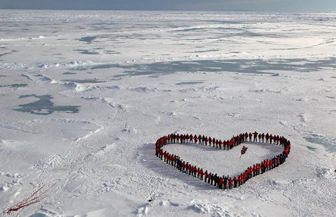 Новые туристические маршруты в Арктике разрабатывает немецкая компания
