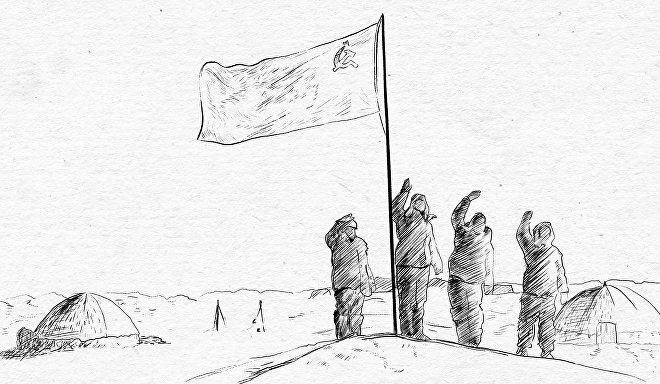 North Pole 6 chronicles: Drifting 8,700 kilometers on an ice floe