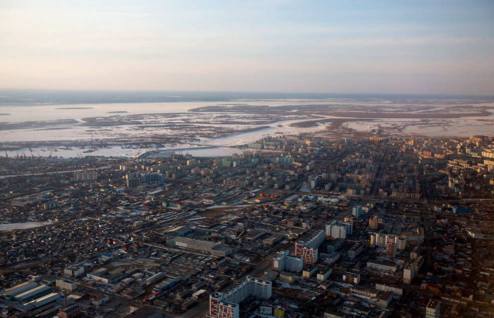 Media: Putin approves project for Yakutsk bridge over Lena