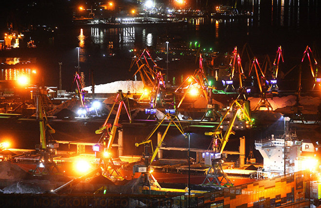 The Murmansk port to be 90 percent more environmentally friendly
