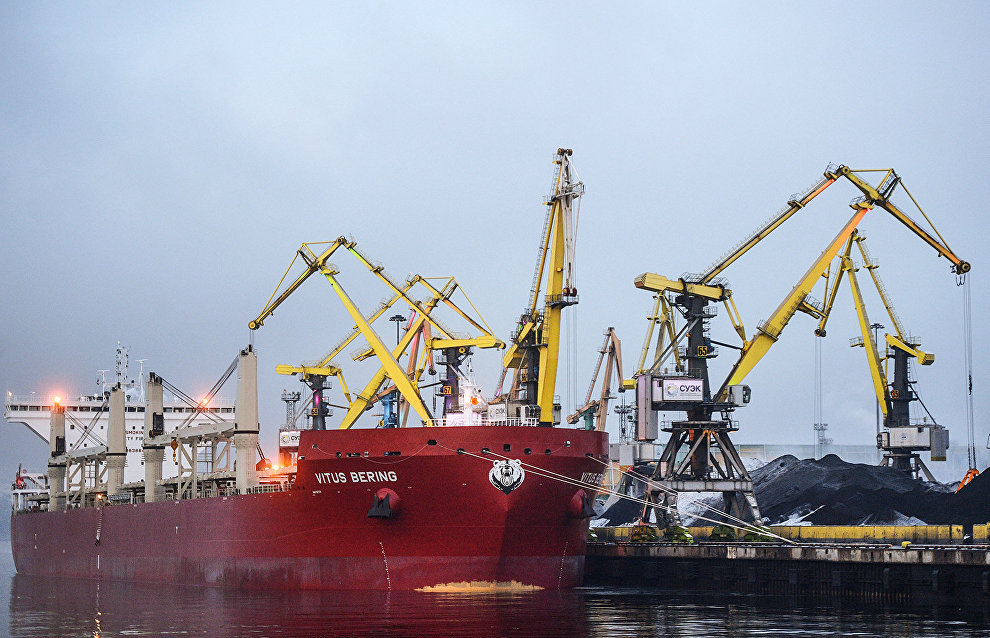 China's Vitus Bering to leave Murmansk on November 30