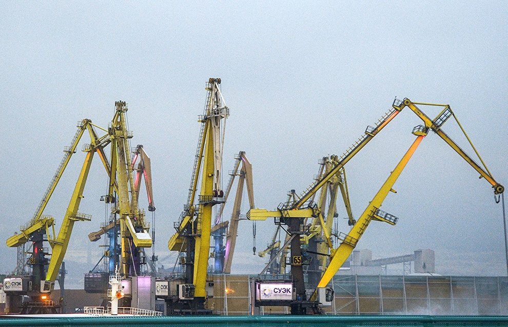 Murmansk commercial sea port to be integrated in Northern Sea Route