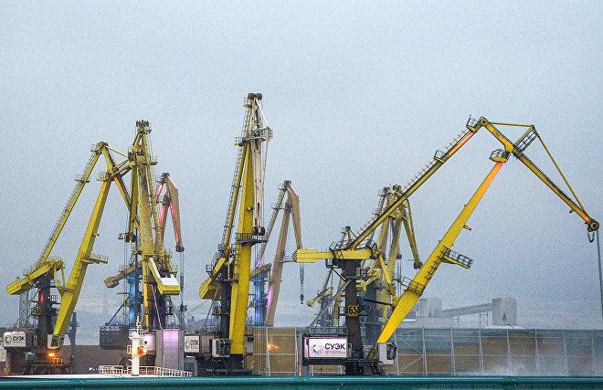 Мурманский морской торговый порт станет частью СМП