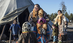 The authorities to reanimate Children of the Arctic project to support the indigenous peoples of the north
