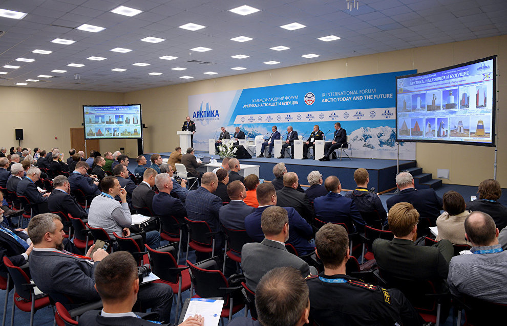 An initiative to announce Arctic Year in Russia