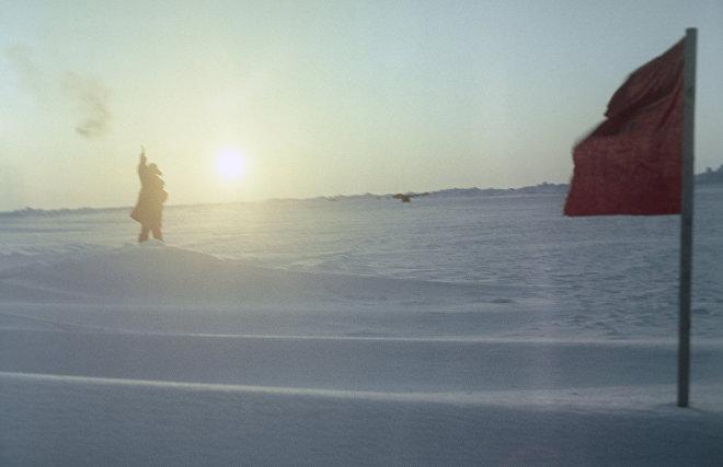 Северный полюс Земли
