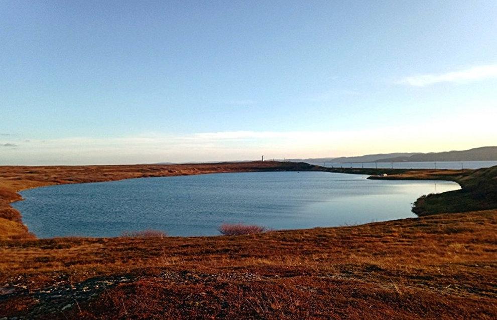 Lake Mogilnoye