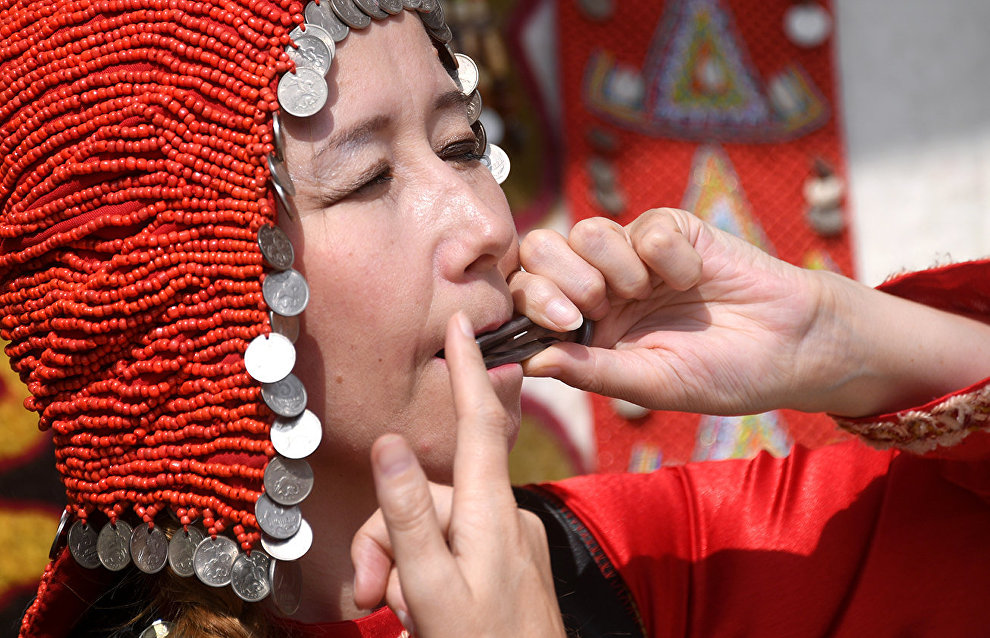 Taymyr Peninsula brings back jaw harp music traditions