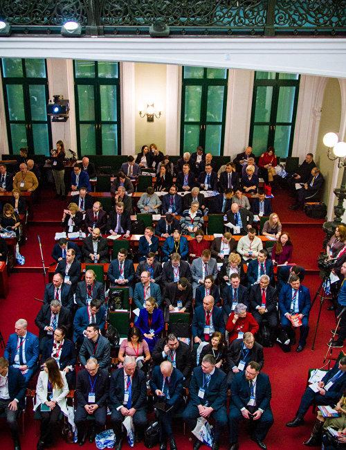 Гости V Международной конференции «Арктика-2020»