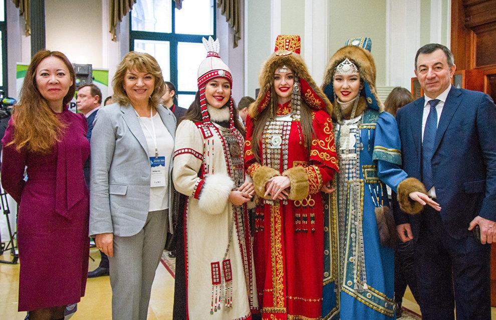 Гости V Международной конференции «Арктика - 2020»