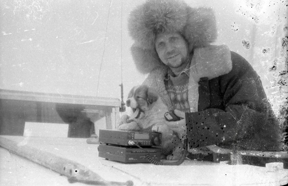 Film with Russia's northernmost meteorological station chronicle found in the Arctic