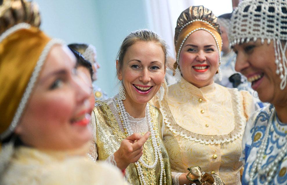 XVI Межрегиональный фольклорный фестиваль-конкурс имени А.Я. Колотиловой в Архенгельске