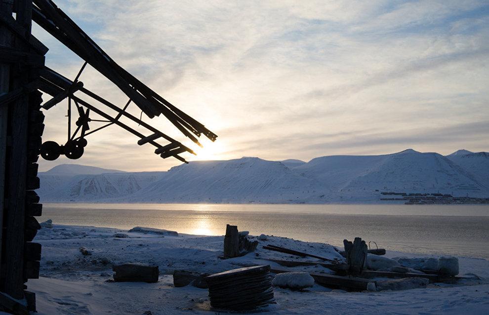 Longyearbyen photographed by Alisa Ilinskaya