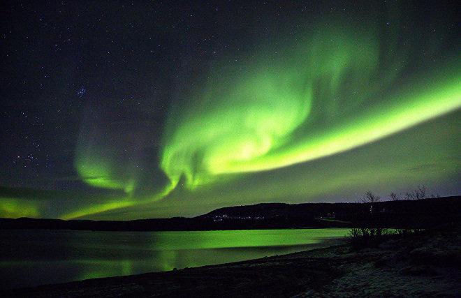 В древности северное сияние нагоняло на людей ужас и считалось предвестником катастрофы