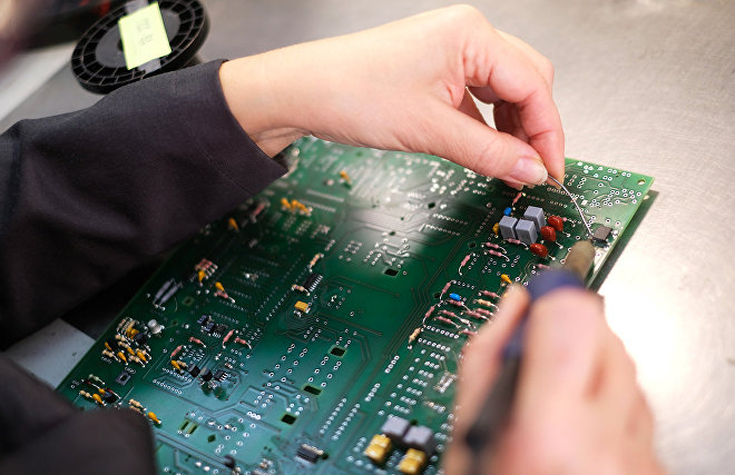 Electronics manufacturing cluster for the Arctic opens in St. Petersburg