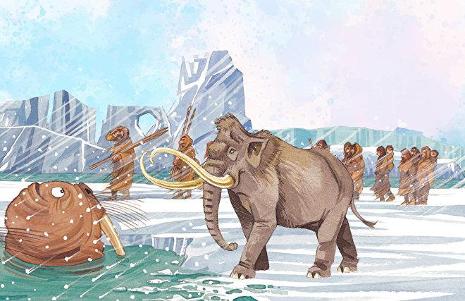 Арктическая саванна: какими были древние обитатели Севера
