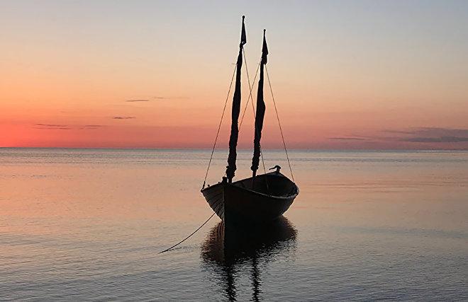Поморский карбас выйдет в экспедицию по Мангазее в августе