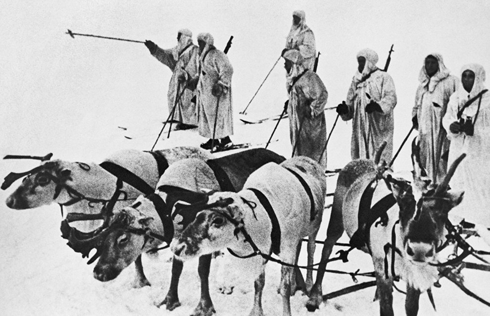 New facts on Yamal's contribution to the Great Victory