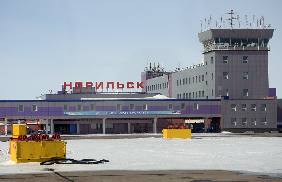Norilsk airport to be overhauled by September 2020