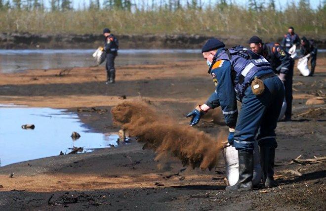 Court fines Nornickel 146 billion rubles