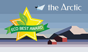 Arctic.ru wins Eco Best Award 2020