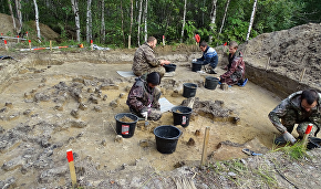 Yamal scientists find remains of ancient settlements and pieces of Bronze Age ceramics